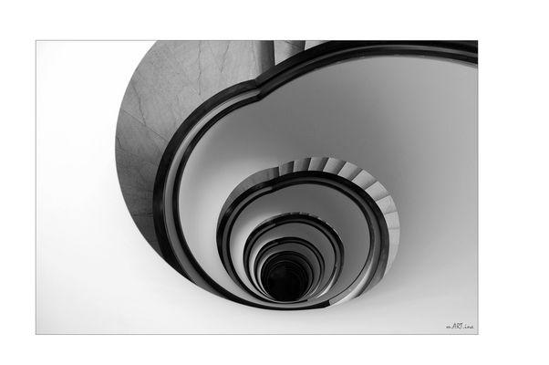Schnecken-Architektur