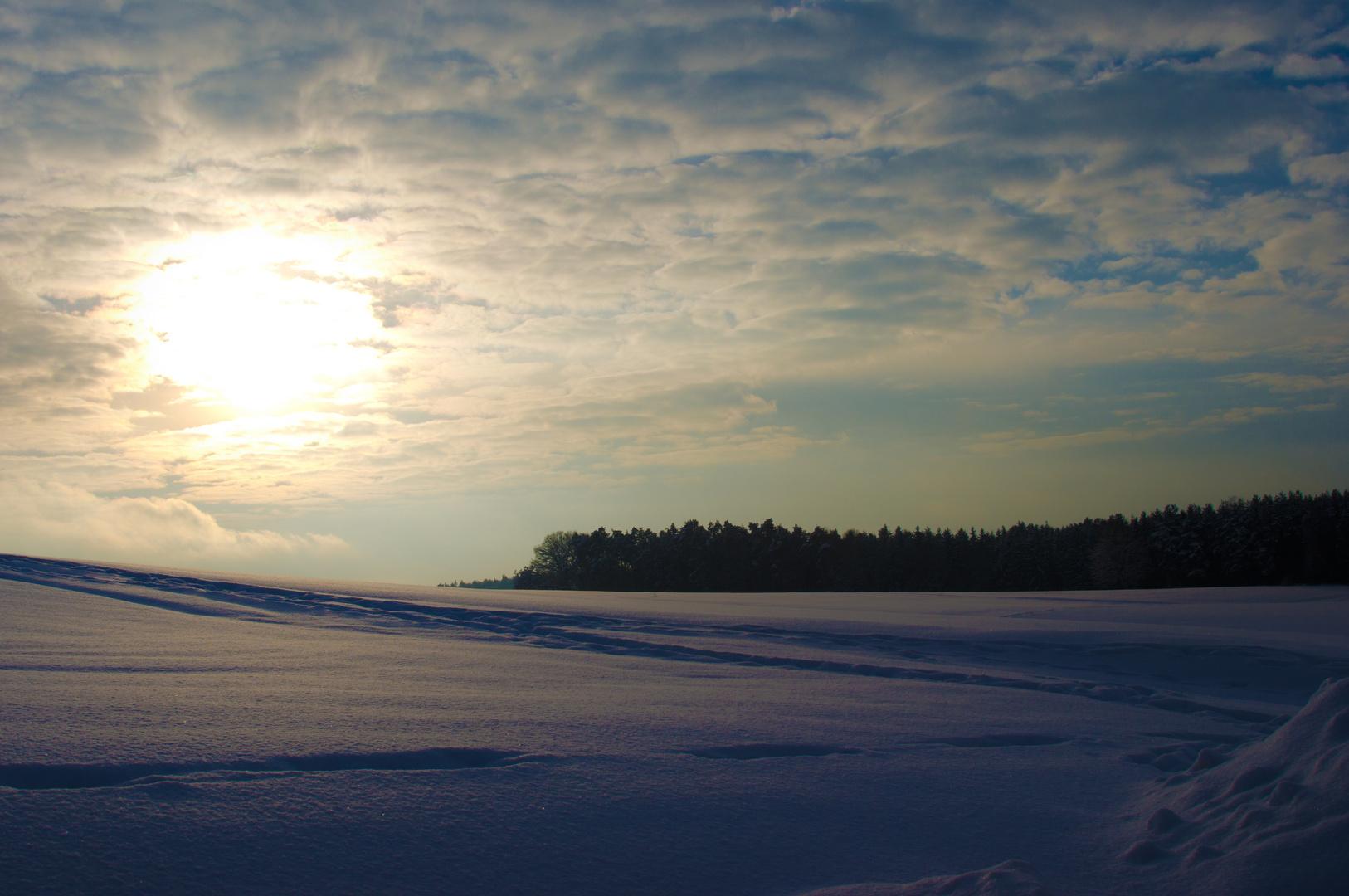 Schnee 2