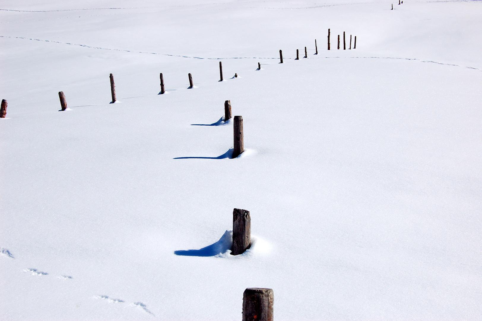 Schnee 4 StS