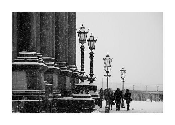 ...Schnee...