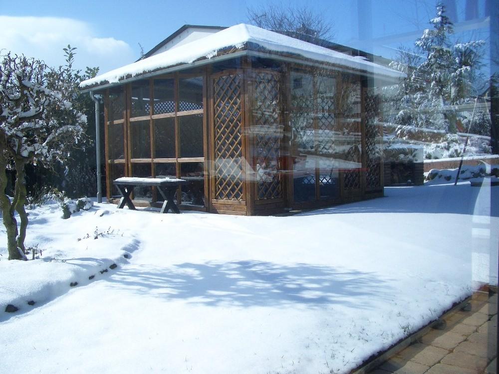 Schnee :-)