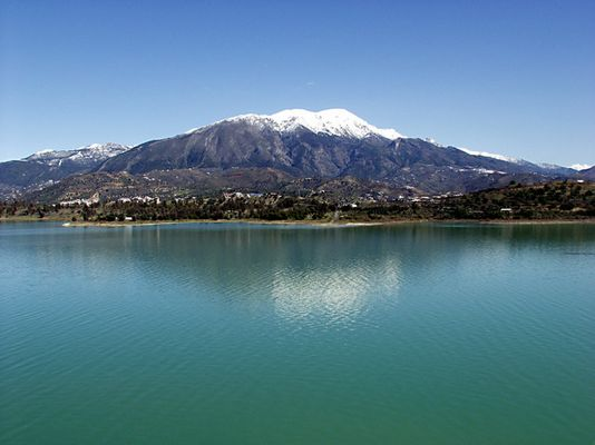 Schnee in Andalusien