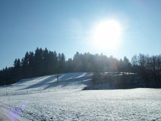 schnee in kirchzarten