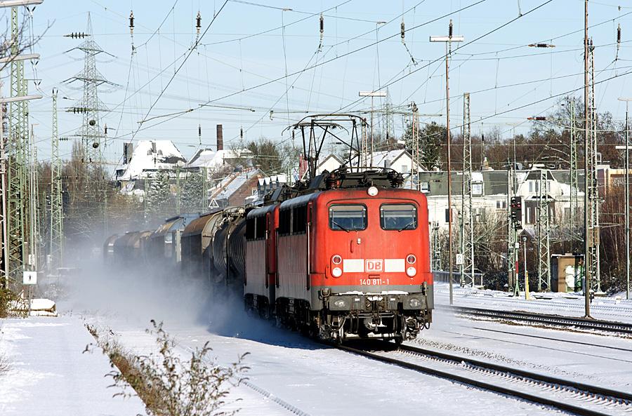 Schnee in KSO