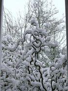 Schnee-Korkenzieher
