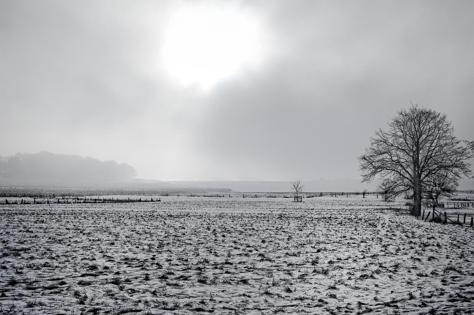 Schnee-Luft