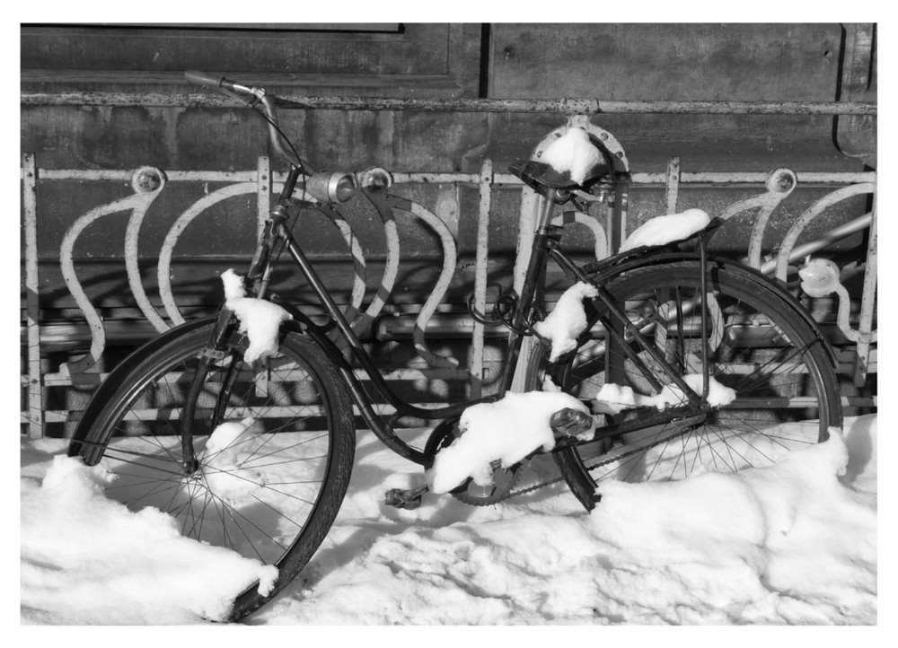 Schnee-Mobil