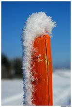 Schnee-Mütze