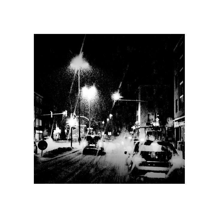 Schnee-Nacht
