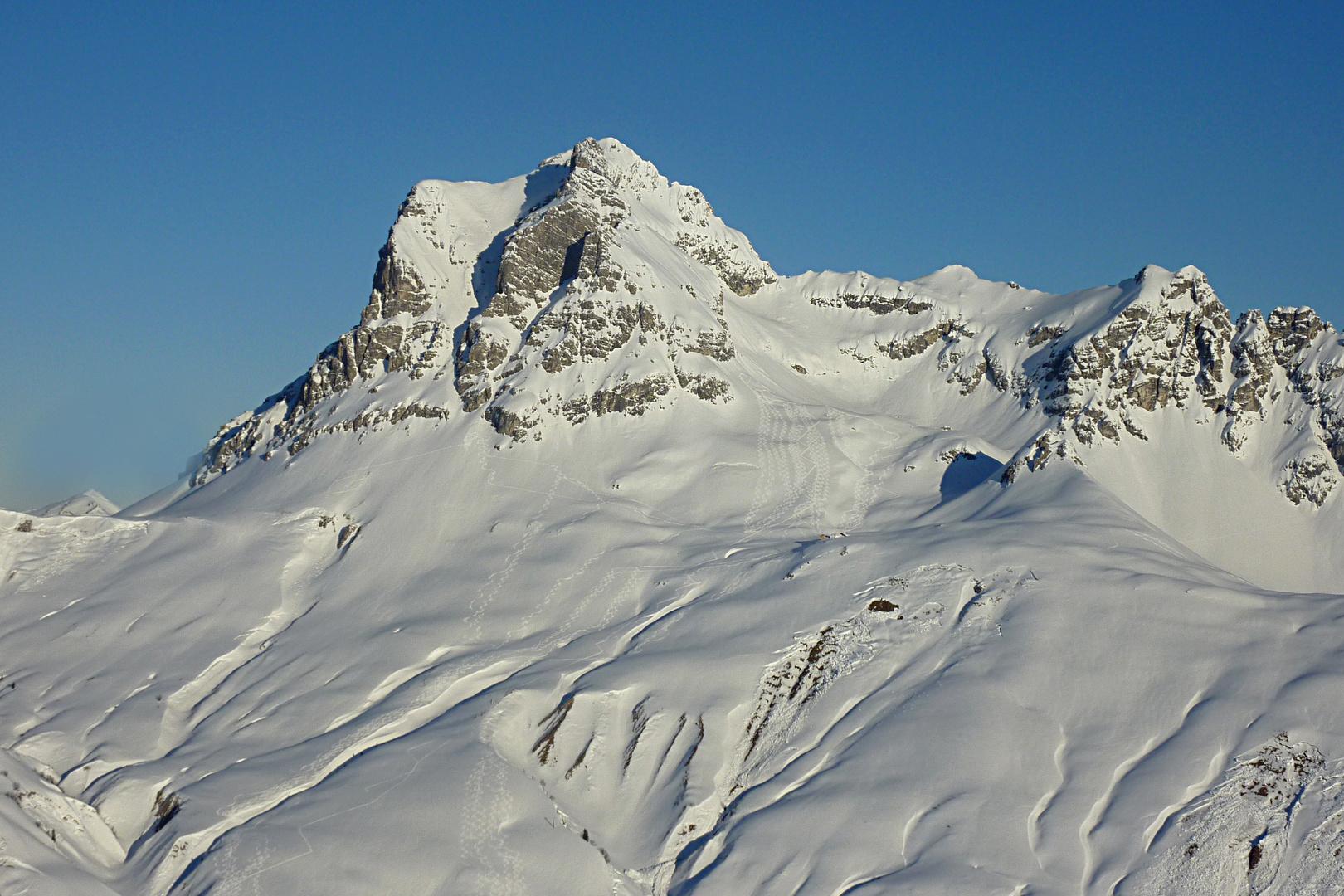 Schnee Pur :-)