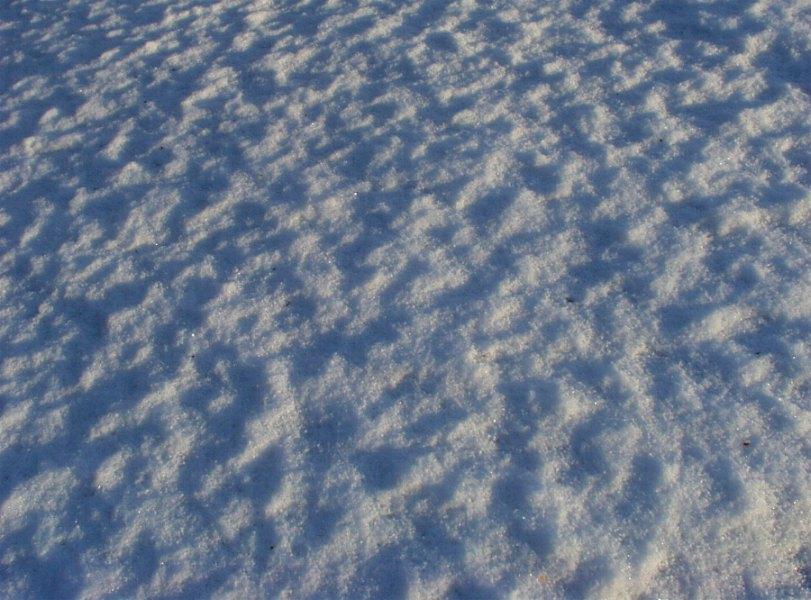 Schnee Schnee nochmals Schnee