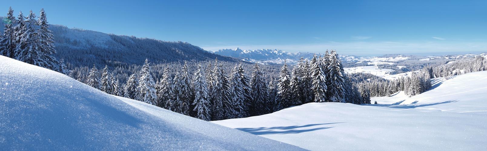 Schnee und Eis...