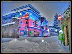 Schnee und Farbe
