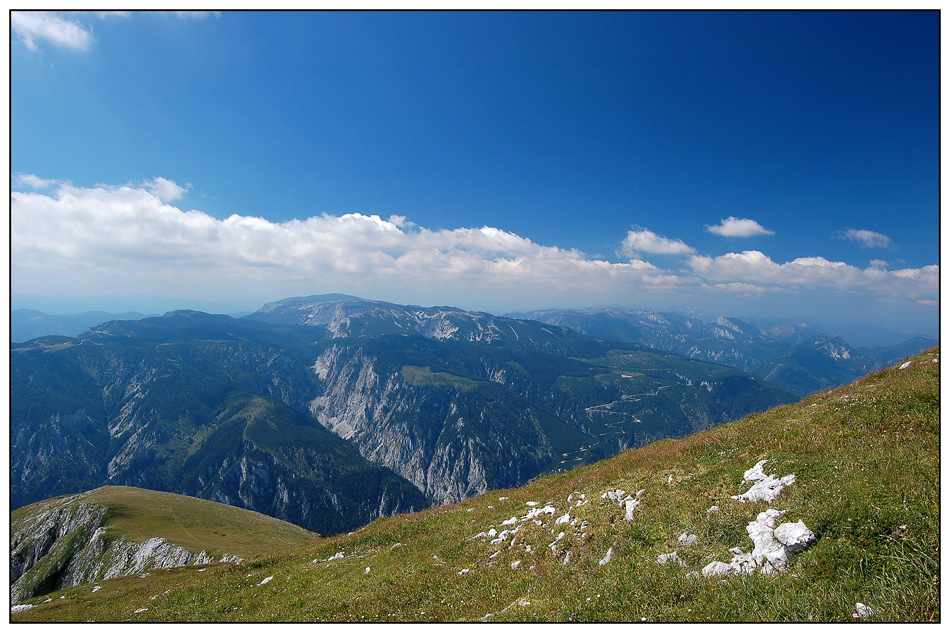 Schneeberg-Aussicht