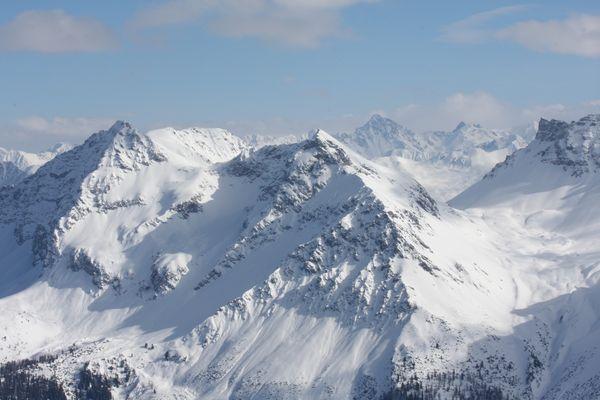 Schneeberge 1