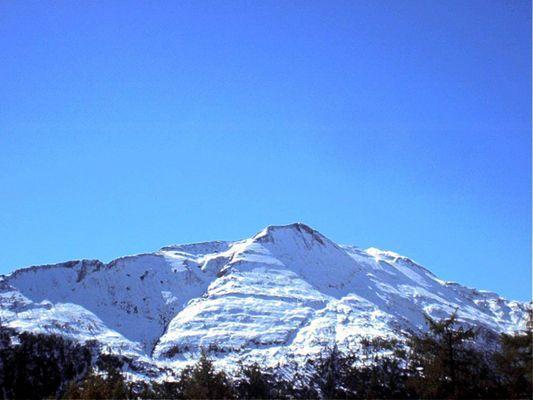 Schneeberge