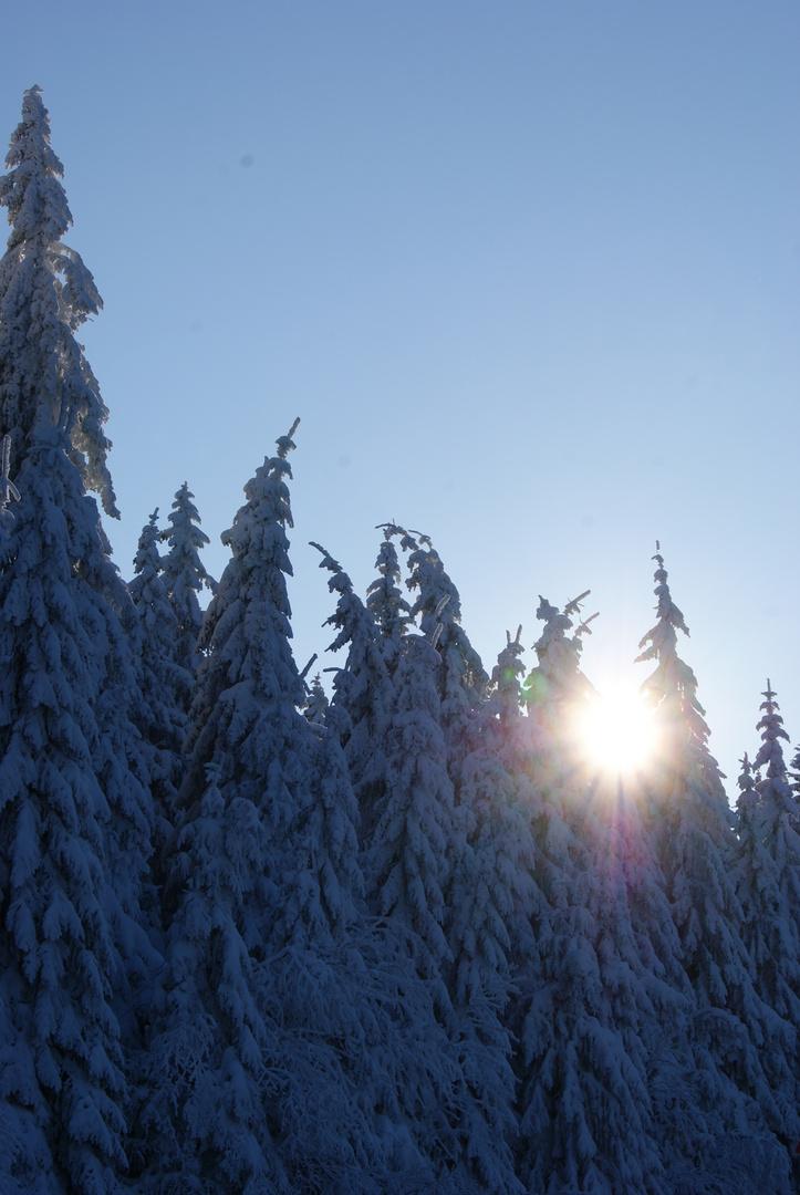 Schneeeee..