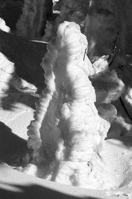 Schneefiguren (III)