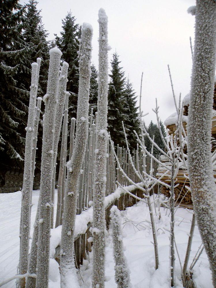 Schneegatter