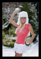 ... Schneehaserl #2 ...