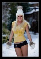 ... Schneehaserl ...