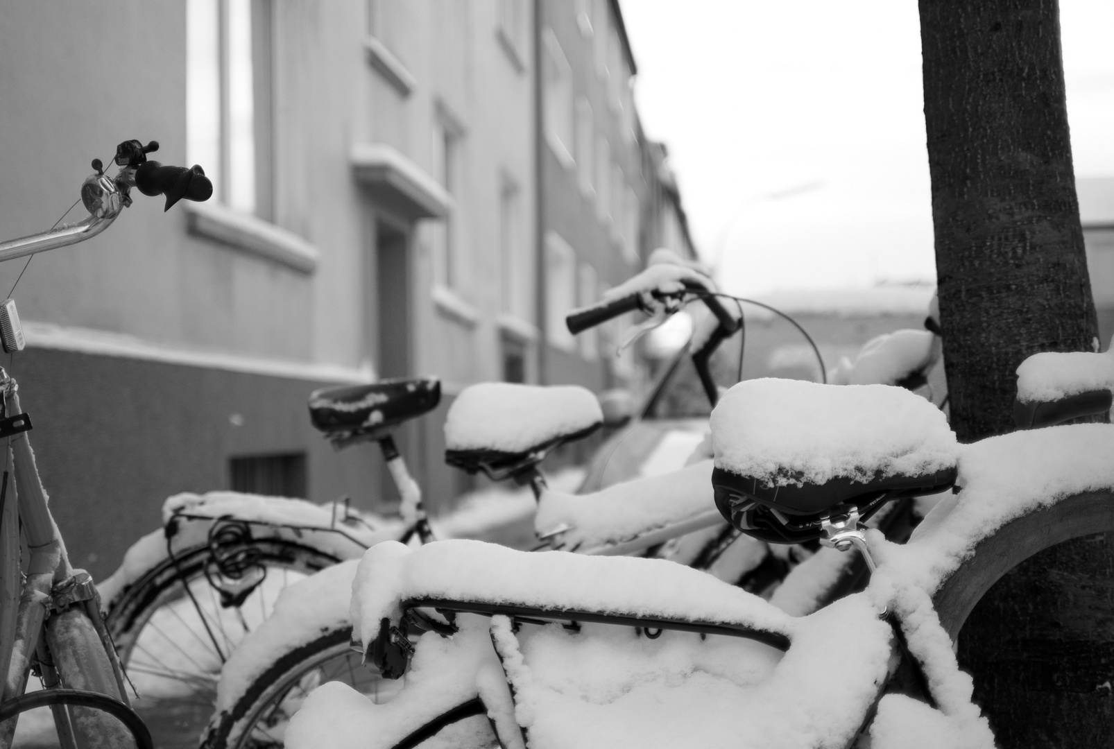 Schneekleid 4