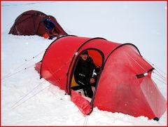 Schneelager Svalbard Part 1