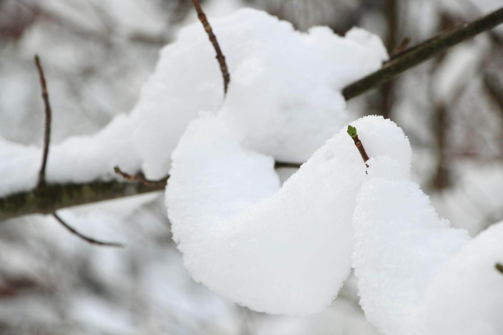 Schneelametta