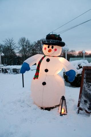 Schneemännlein :)