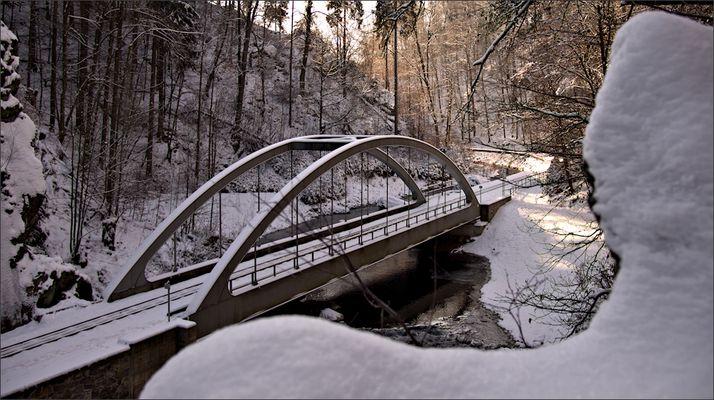 Schneemonster ...