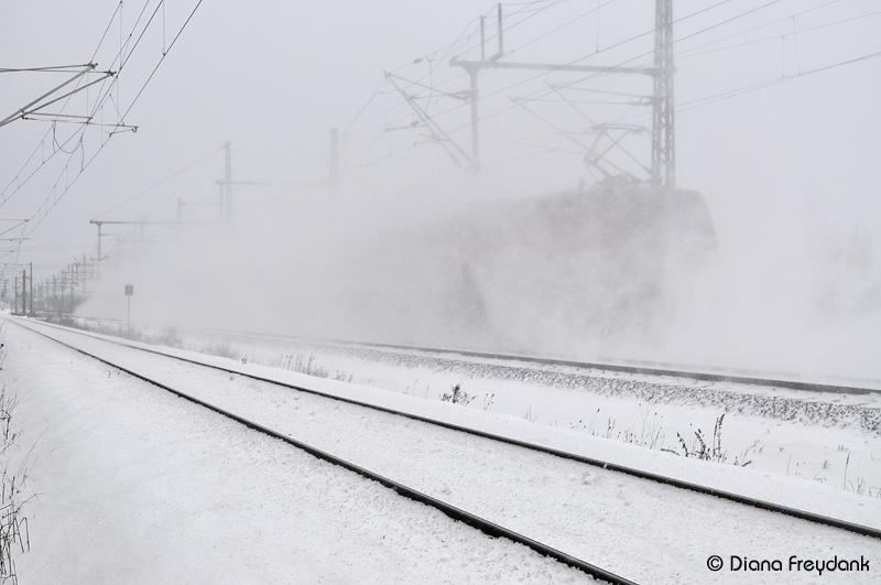Schneenebel