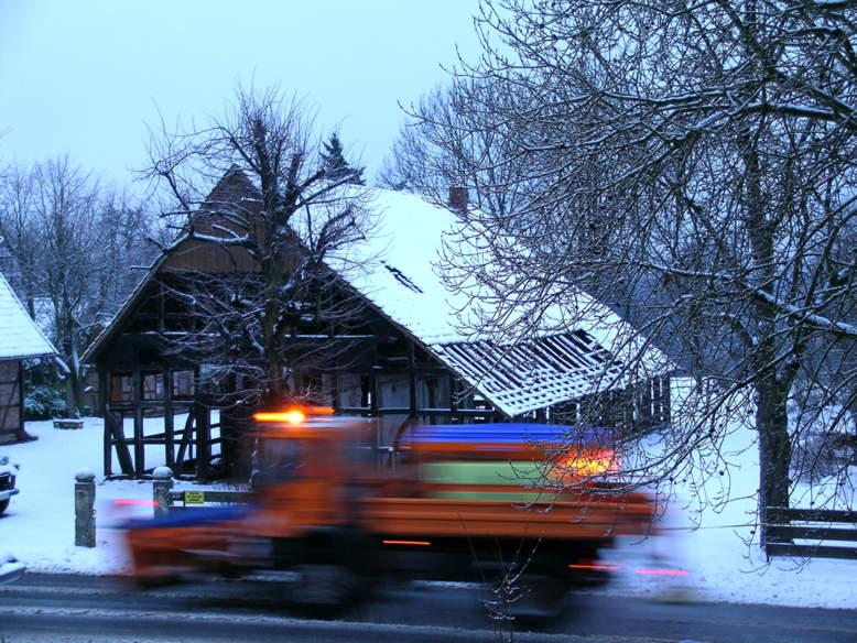 Schneepflug