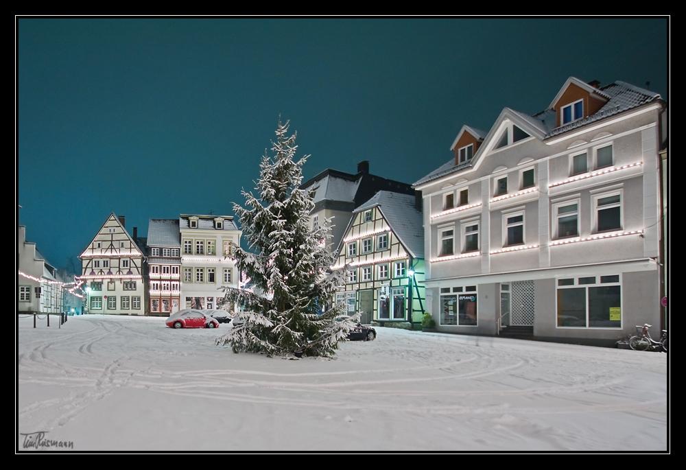 schneeplatz