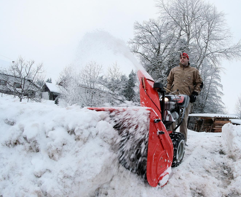 schneeschleuder 1