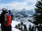 Schneeschuhwandern in den Bayrischen Alpen -2-