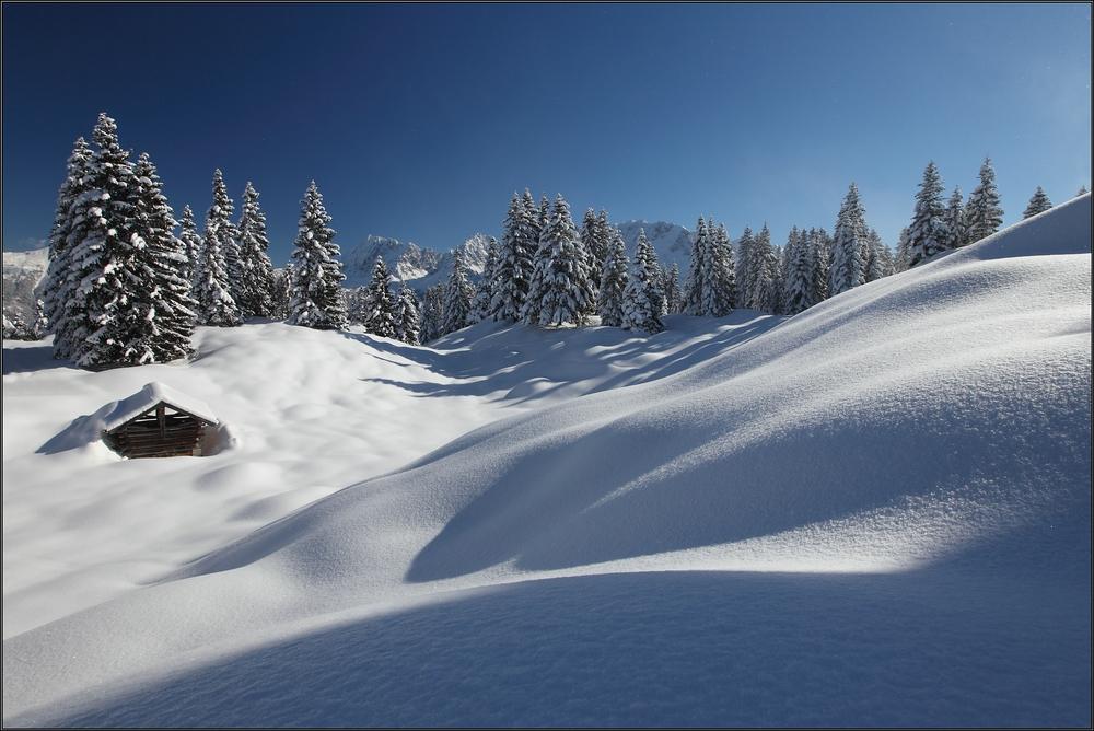 ~ Schneewellen ~