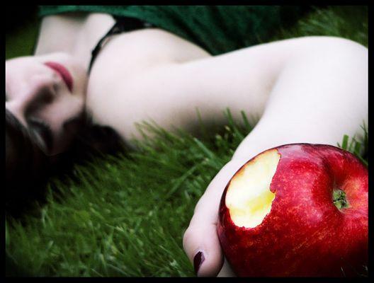 Schneewittchen aß den Apfel und wollte nicht sterben. Pt.2