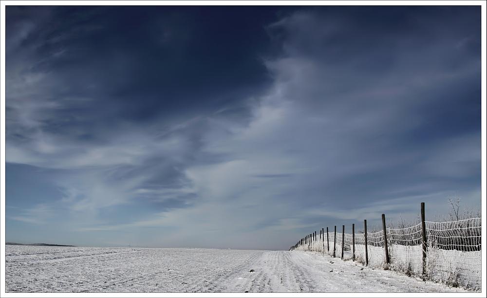 * | Schneewolken [2]