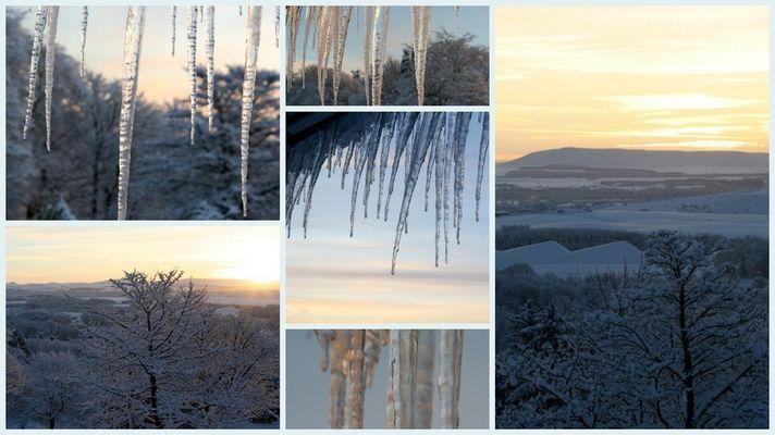 Schneezeit in Schottland 04