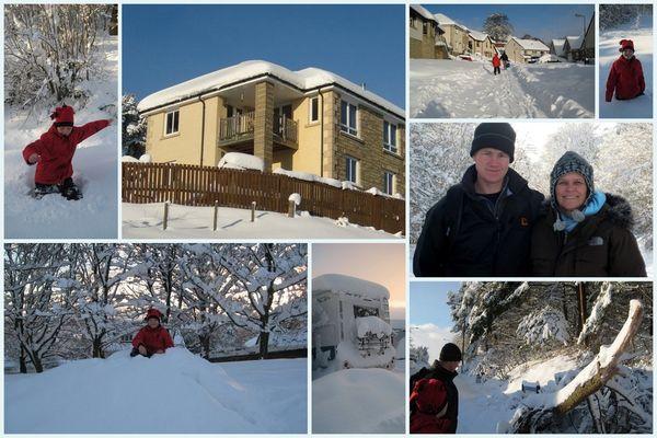 Schneezeit in Schottland 05