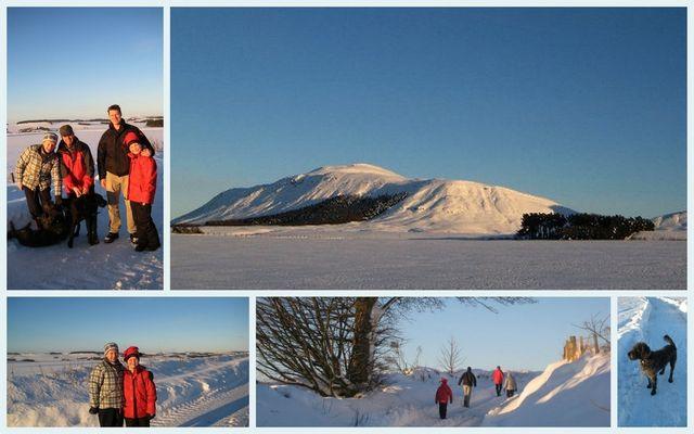 Schneezeit in Schottland 06