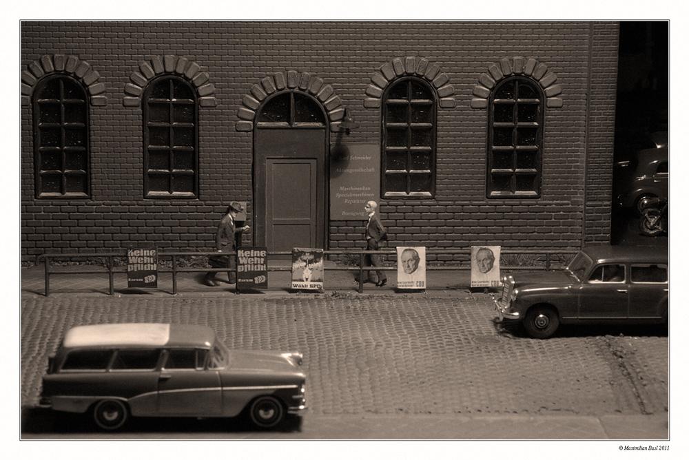 Schneider AG, 1957 (I) sw