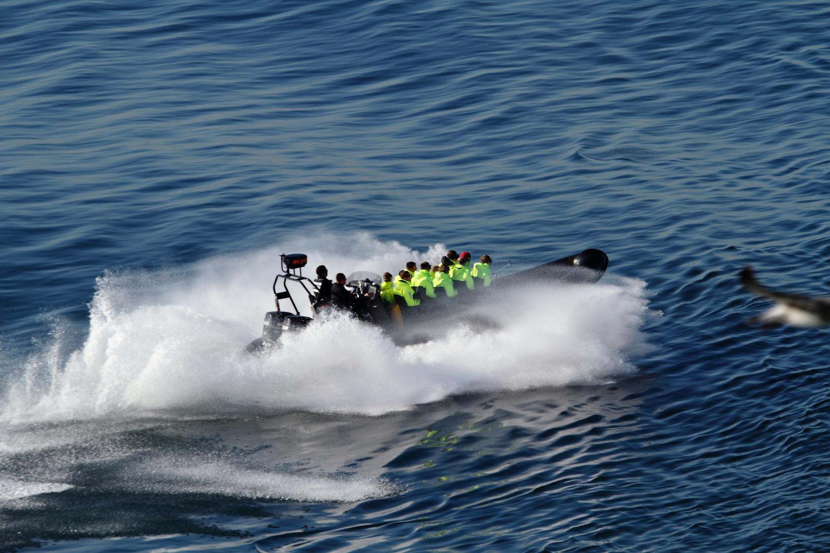 Schnellboot-Action
