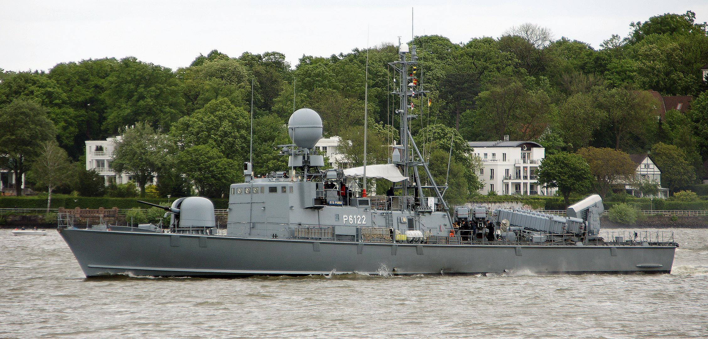 Schnellboot S72 Puma