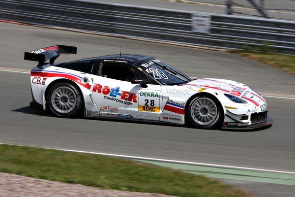 schneller Corvette Roller
