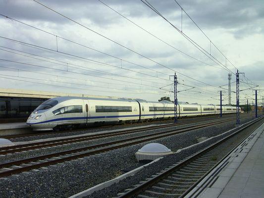 Schnellster serienmäßiger Zug der Welt