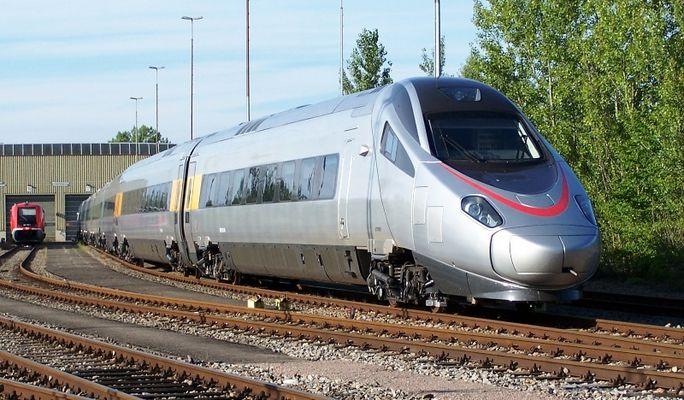 Schnellverkehr aus Italien in Deutschland?