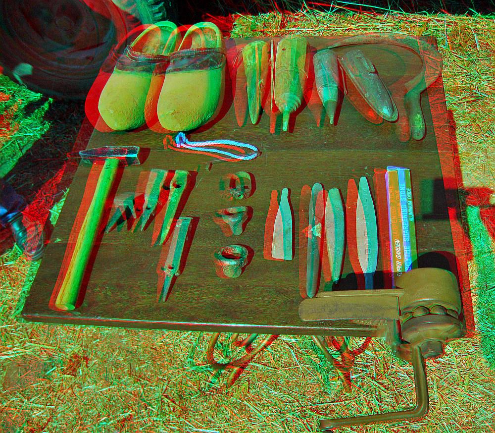 Schnitterwerkzeuge (3D für Rot/Cyan Brille)
