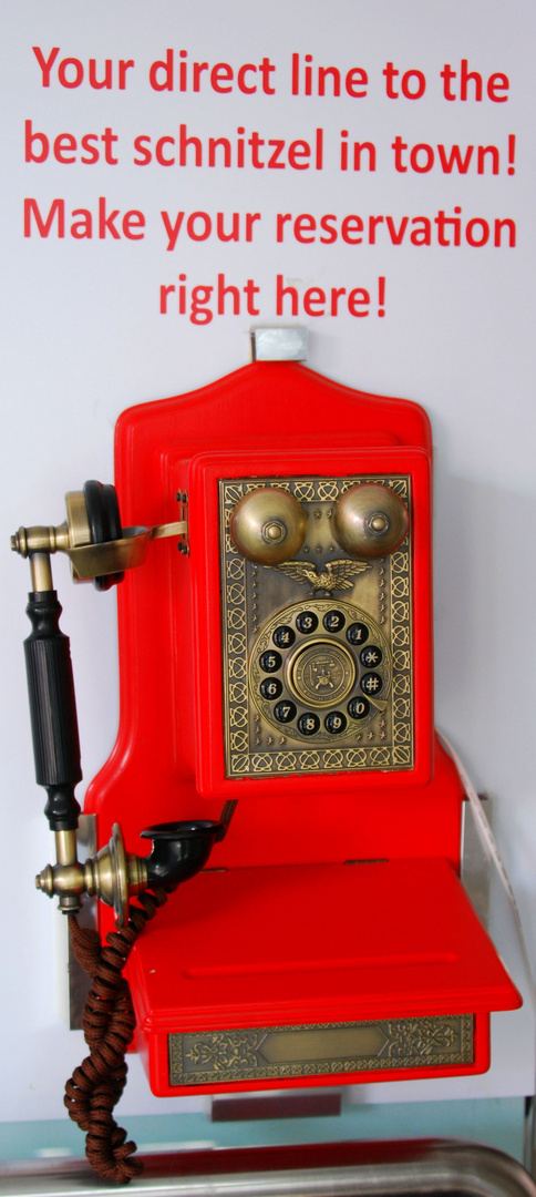 Schnitzel Hotline