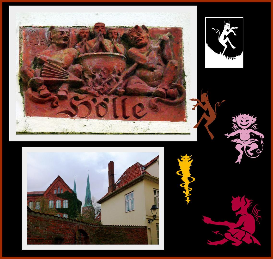 Schnitzeljagd in Lübeck